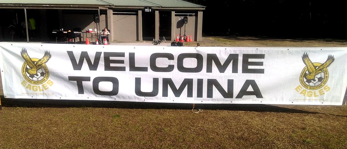 Welcome to Umina United