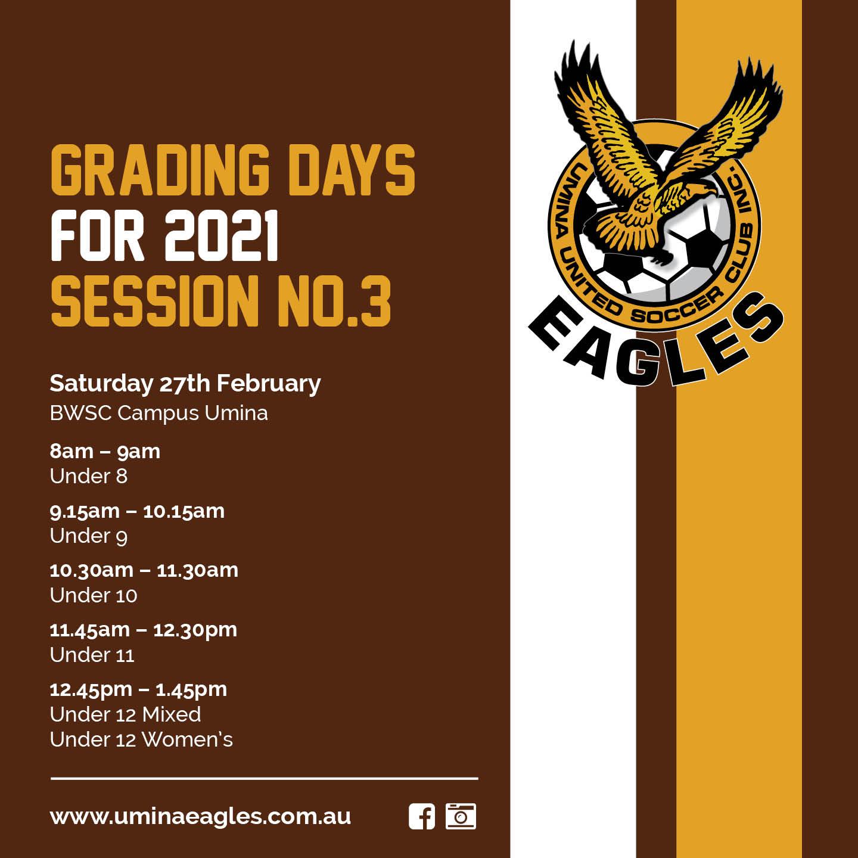 Grading session 3